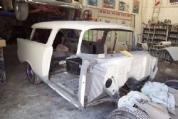 Classic Car Project Nomad #10