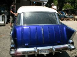 Classic Car Project Nomad #3